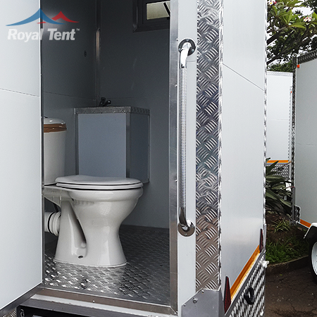 Vip Toilets For Sale From The Manufacture To South Africa